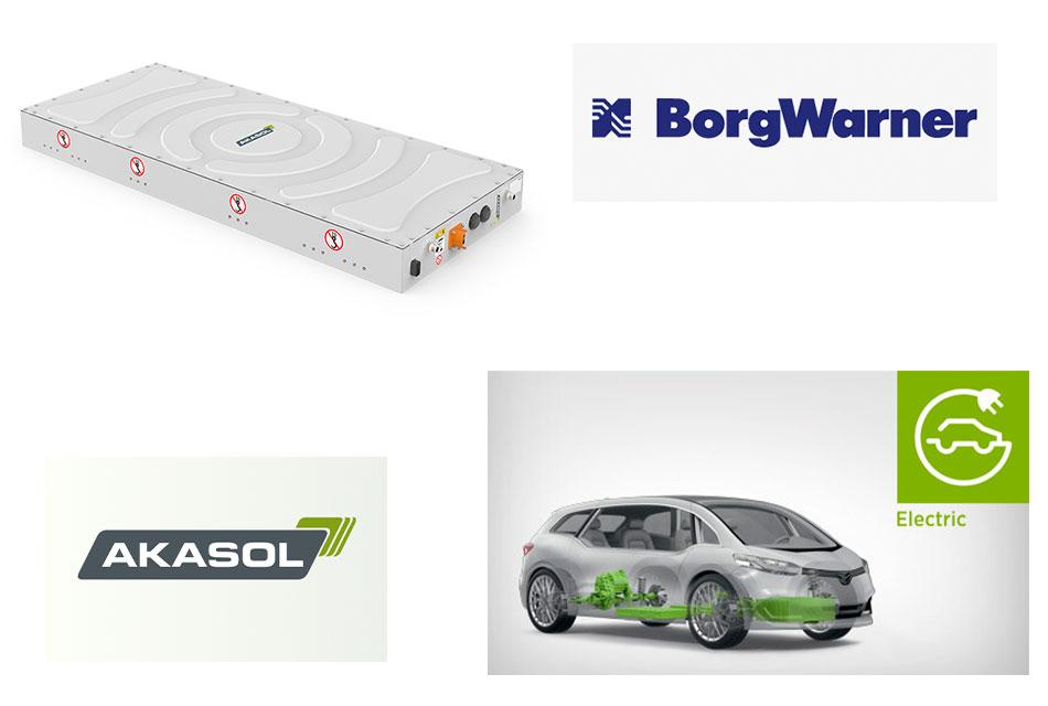 BorgWarner adquirirá Akasol AG
