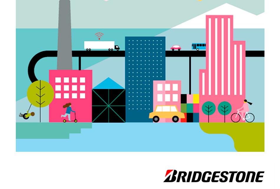 Tips de seguridad vial por Bridgestone
