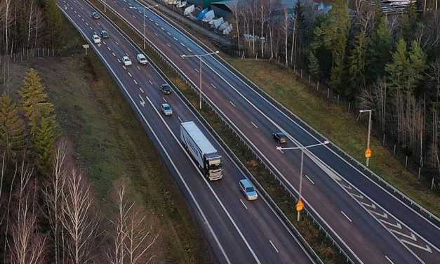 Camiones autónomos Scania a prueba en autopistas