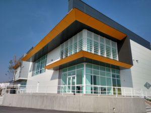 Centro Logístico Scania Magazzine del Transporte