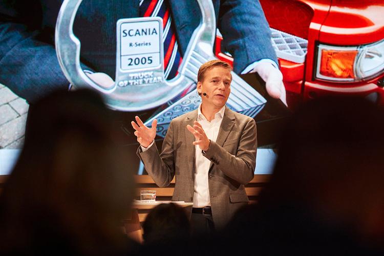 Christian Levin es nombrado CEO de Scania