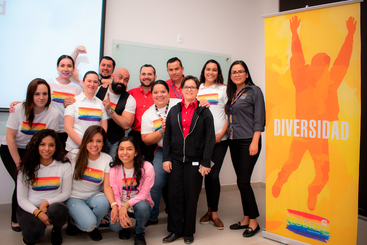 Cummins México, un Mejor Lugar para Trabajar LGBT
