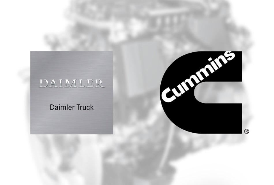 Alianza Daimler y Cummins para motores de rango medio