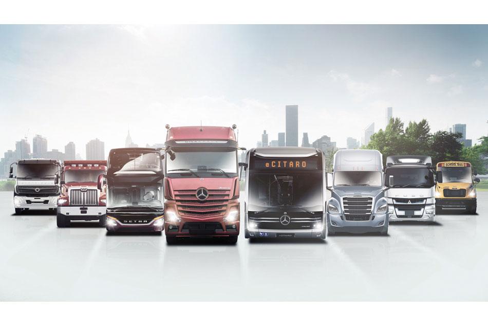 Daimler Truck anticipa un crecimiento en mercado de camiones