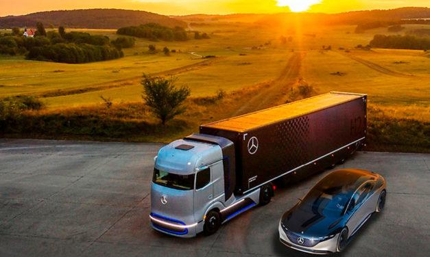 Daimler planea cambios en su estructura