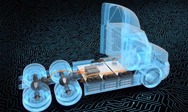 DTNA presenta el nuevo Detroit ePowertrain