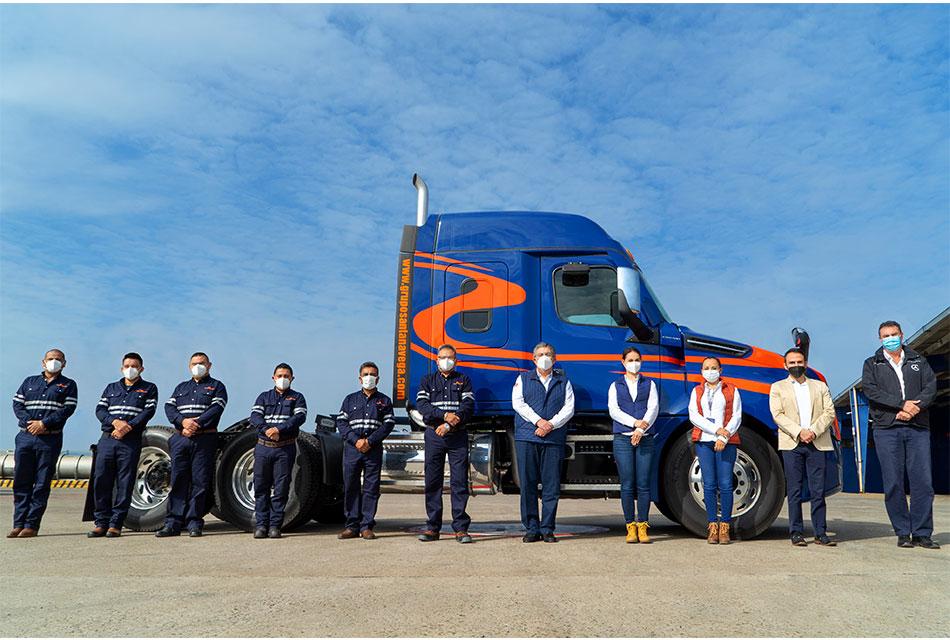 Freightliner probará unidades con nueva transmisión