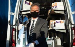 FedEx Magazzine del Transporte