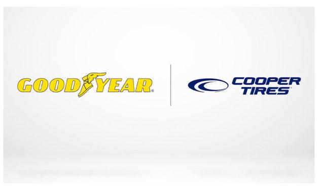 Anuncia Goodyear que adquirirá Cooper Tire