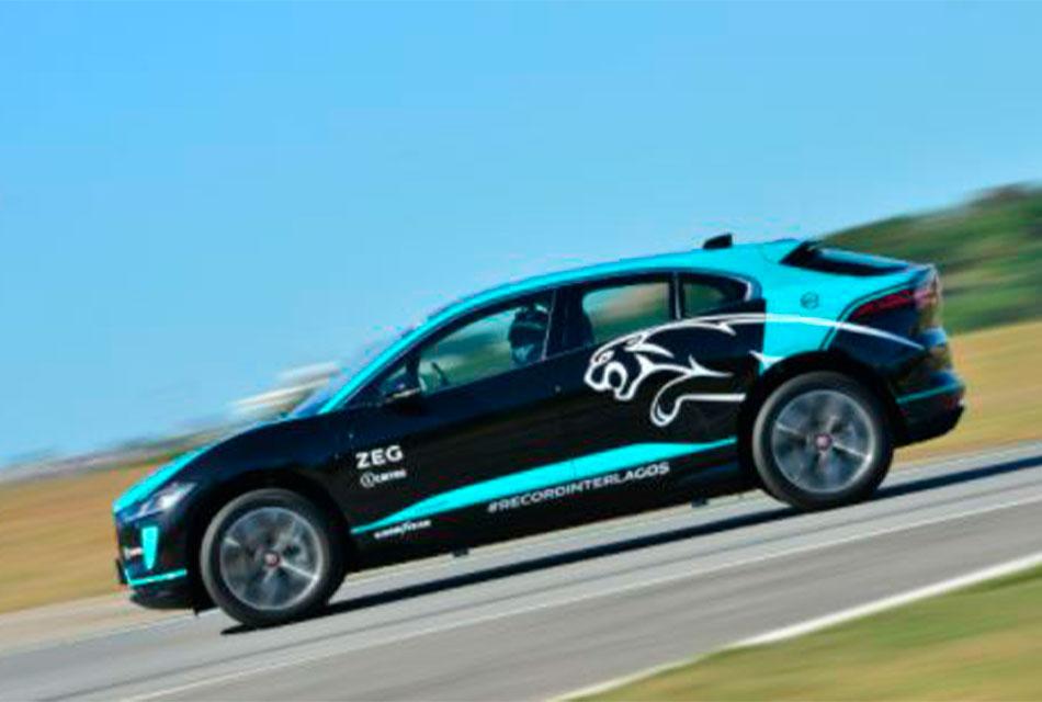 Jaguar elige a Goodyear como su proveedor de equipo original