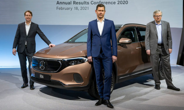 Grupo Daimler confía en el 2021