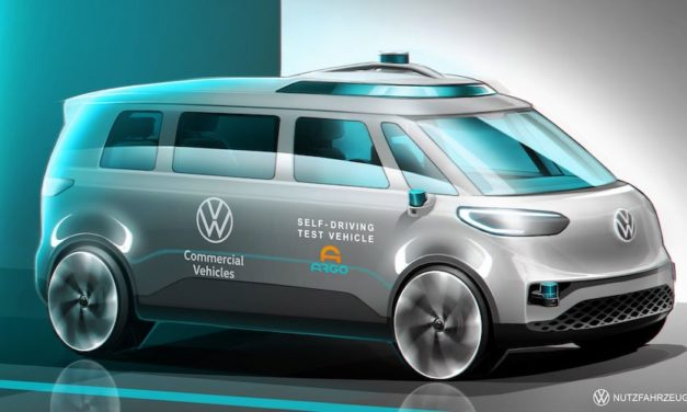 En conducción autónoma avanza I+D de VWCV