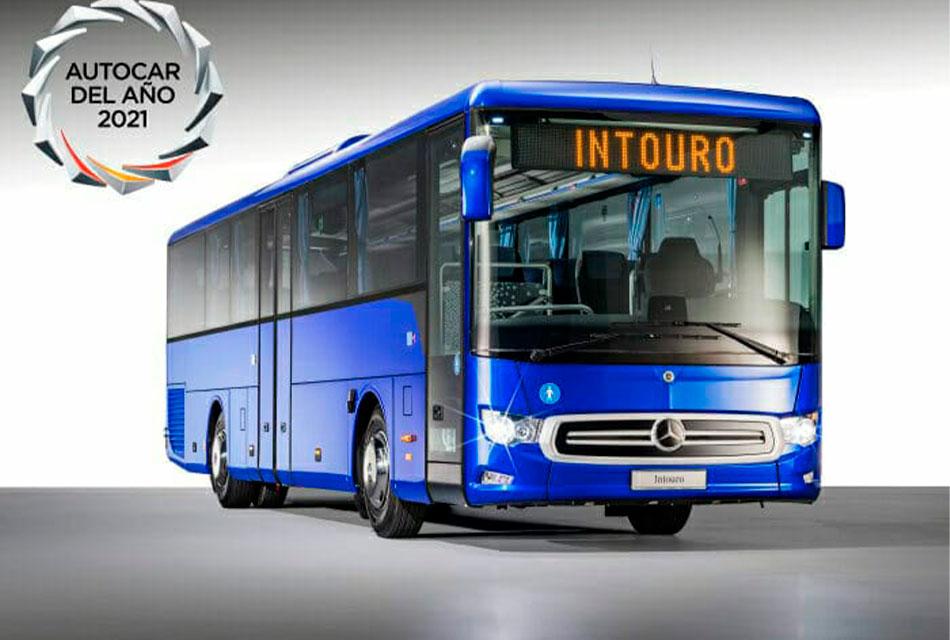 Destacan Intouro y Setra MultiClass de Mercedes-Benz