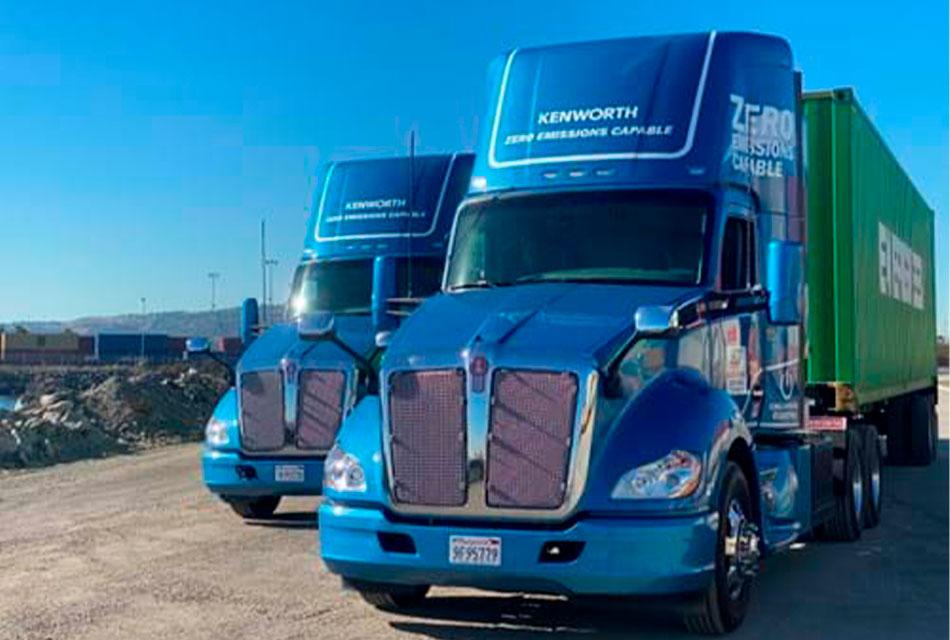 Kenworth avanza en pruebas con camiones eléctricos
