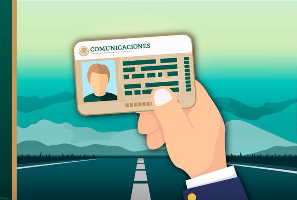Licencia federal digital en primer trimestre del 2021