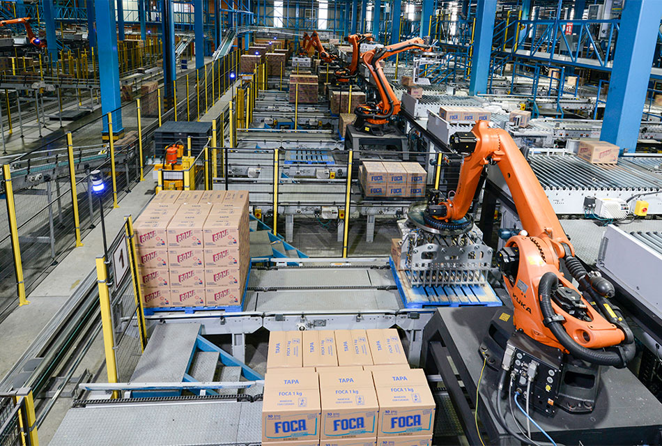 Eficiente logística en Fábrica de Jabón La Corona