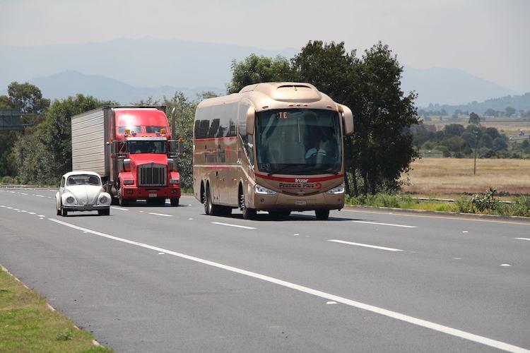 Ley General de Movilidad y Seguridad Vial en marzo