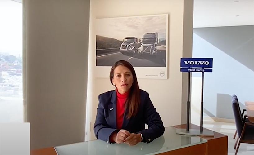 Mensaje de certidumbre de Concesionarios Volvo