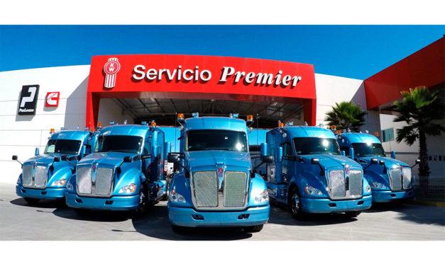 Transportistas de Ags. reciben 50 nuevos Kenworth