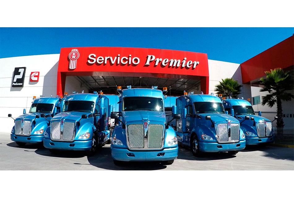 Transportistas de Ags reciben 50 nuevos Kenworth