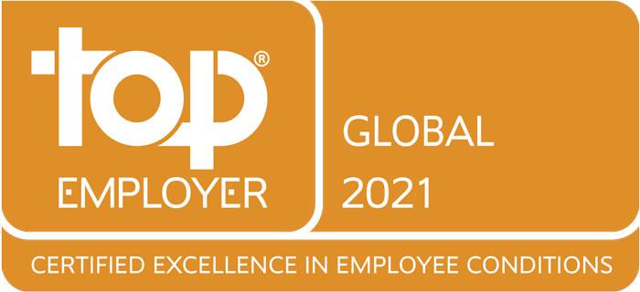 DHL recibe certificación Top Employer