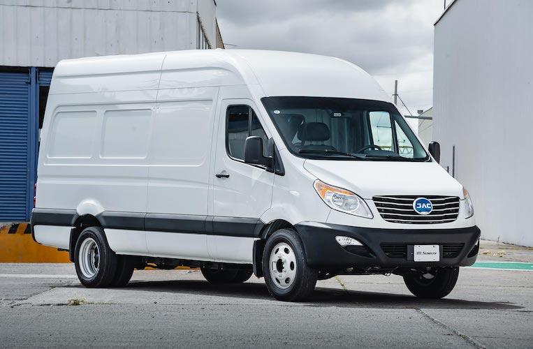 Van Sunray logra 28% en ventas de JAC