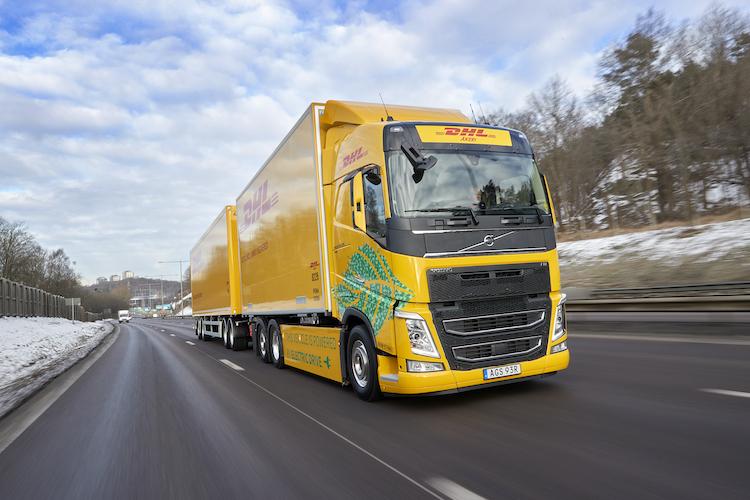 Volvo DHL Magazzine del Transporte