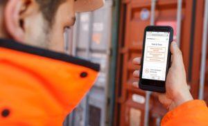 container-tracking Magazzine del Transporte