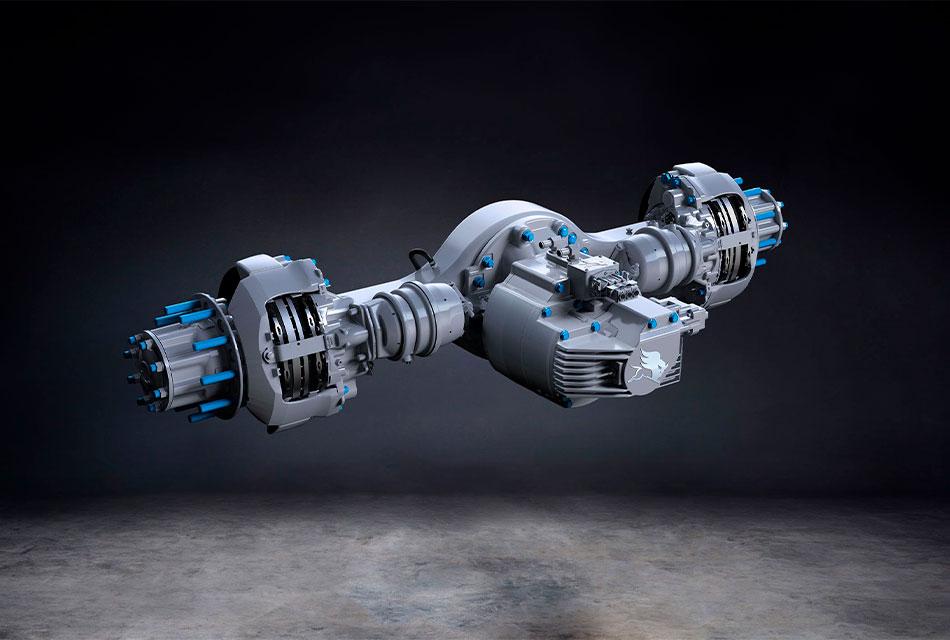 Meritor producirá sistemas de propulsión eléctricos