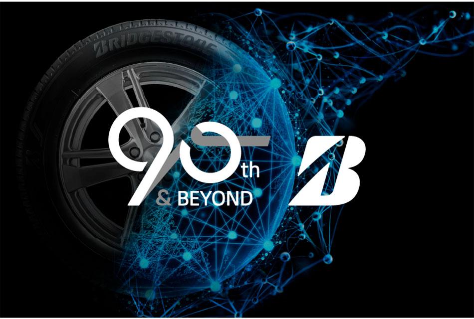 90 años de la fundación de Bridgestone
