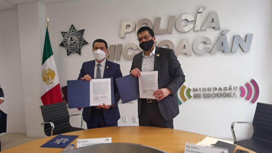 Acuerdo ANERPV y SSP Michoacán contra robos
