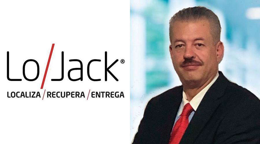 Alfredo Krueger asume la dirección de LoJack México