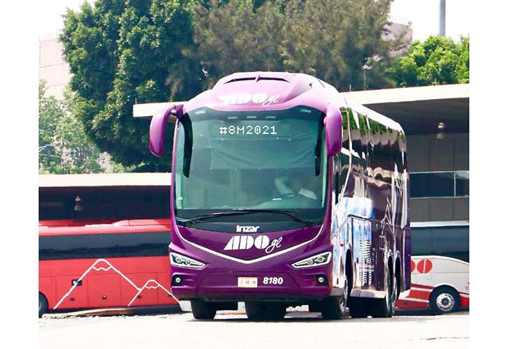 Autotransporte de pasajeros se recupera: Canapat