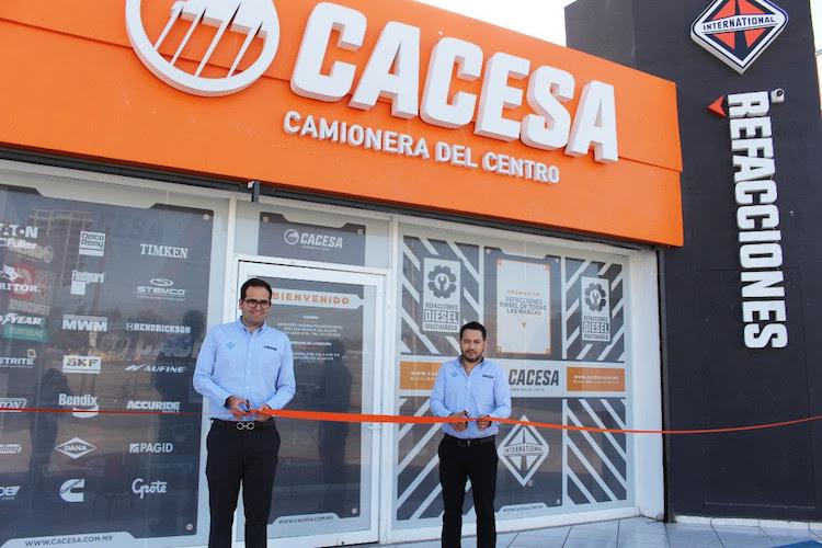 CACESA abre sucursal de refacciones en León