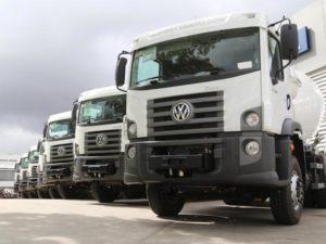 Cementos Concepción VW Constellation Magazzine del Transporte
