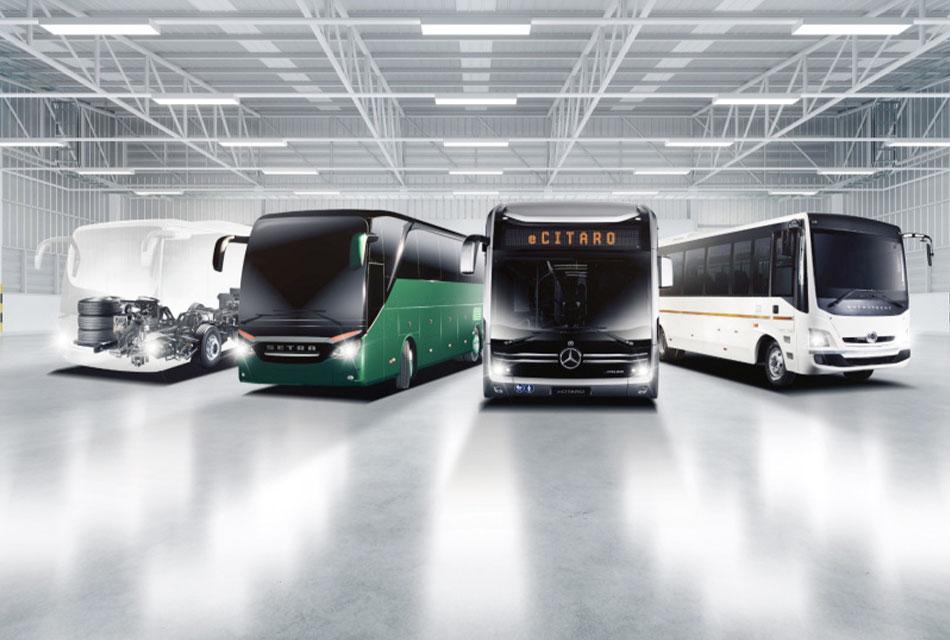 Daimler Buses con proyectos estratégicos en 2021