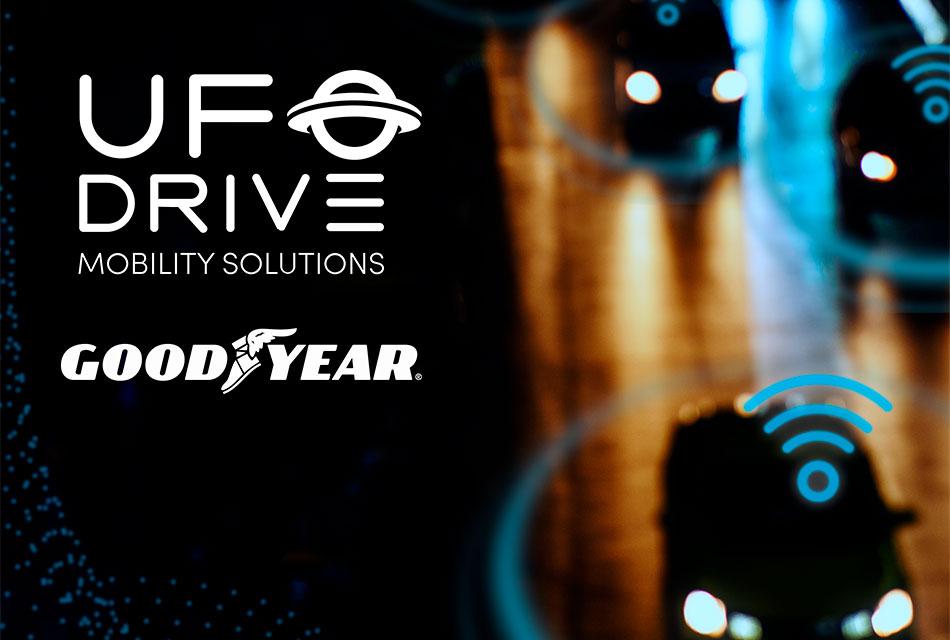 Goodyear y UFODRIVE anuncian relación estratégica
