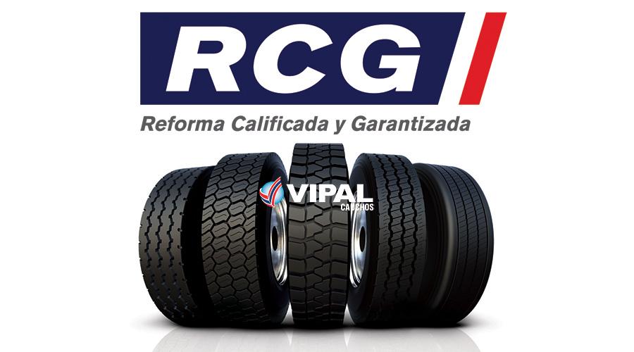 Garantía RCG de Vipal en 6M de neumáticos