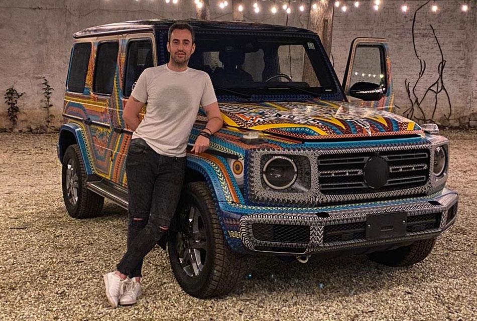 José Ramón Álvarez tiene nuevo reto en Mercedes-Benz Tailandia