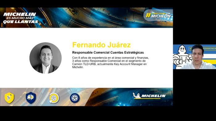 Michelin -Fernando Juárez
