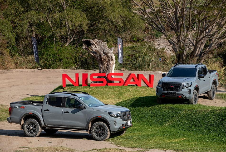 Nissan PRO-4X, una pick-up aventurera