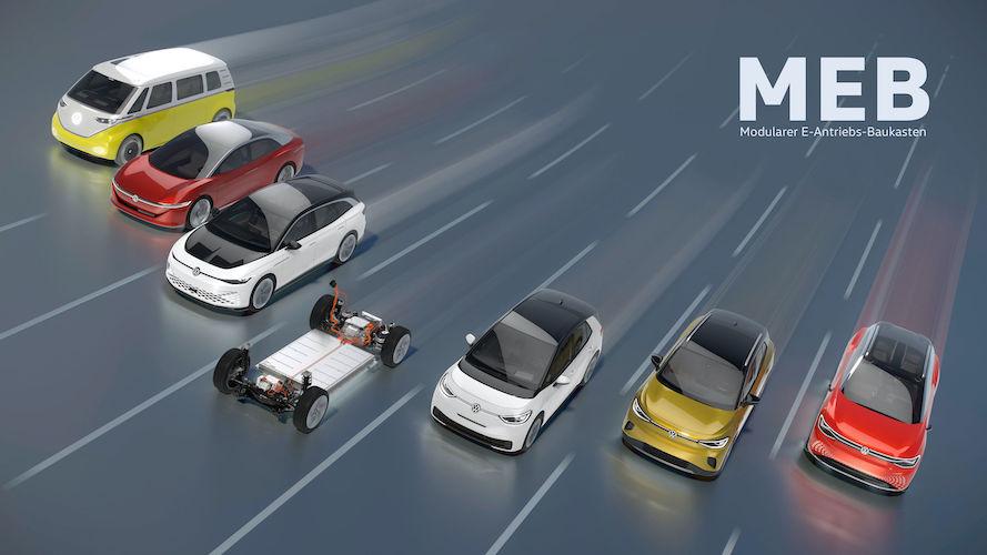 Plataforma MEB de VW es rentable y competitiva