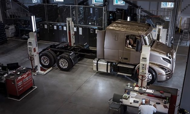 Postventa de Volvo a clientes Canacar, garantizada