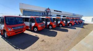 San Carlos Toursuma 15 autobuses International
