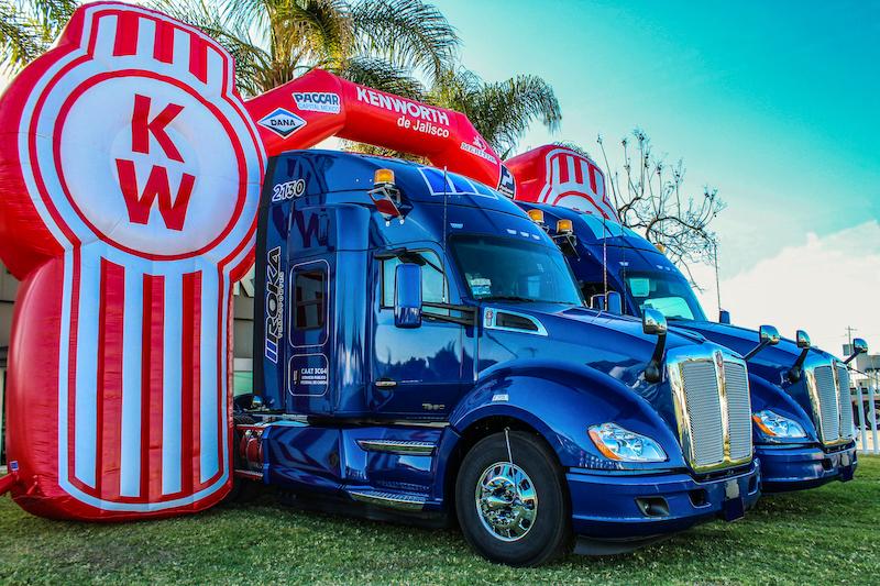 Transportes ROKA fortalece lazos con Kenworth