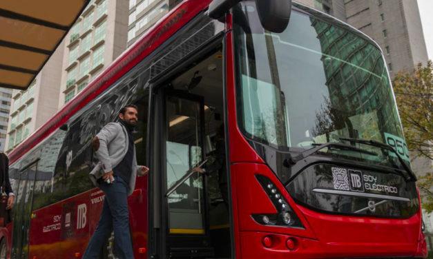 La visión de Volvo Buses sobre la electromovilidad