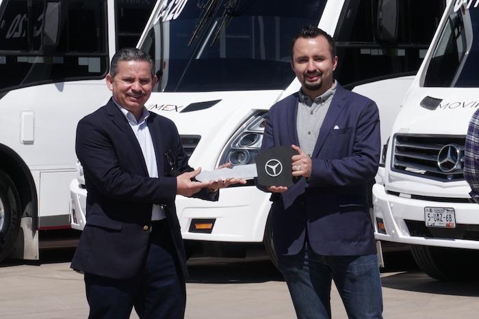MOVIMEX tiene nuevos autobuses en Sonora