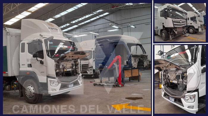 Camiones del Valle