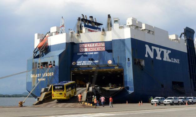 A Guatemala llegan los buses Volvo-Marcopolo