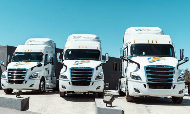 ABC Autolíneas crece su flota con 10 Cascadias